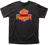 Night Ranger- Classic Logo Magliette