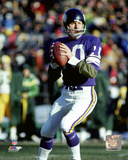 Fran Tarkenton 1972 Action Photo