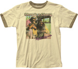 Cheech & Chong- Los Cochinos Distressed Photo T-Shirts