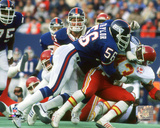 Lawrence Taylor 1984 Action Photo
