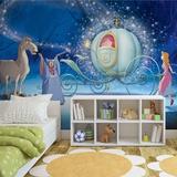 Disney Cinderella - Fairy Godmother - Duvar Resimleri
