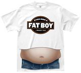 Ride a Fat Boy Beer Belly Vêtement