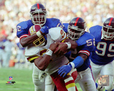 Lawrence Taylor 1990 Action Photo