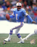 Warren Moon Action Photo