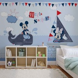 Disney Mickey Mouse - Hello Sailor Fototapeta