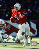 Steve Grogan Action Photo
