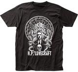 H.P. Lovecraft- Classic Cthulhu Tshirt