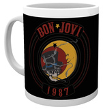 Bon Jovi - 1987 Mug Mug