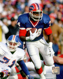 Thurman Thomas 1991 AFC Championship Game Action Photo