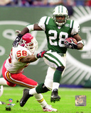 Curtis Martin 2002 Action Photo