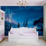 Disney Cinderella - Castle - Duvar Resimleri