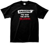 Grandpa the Legend T-Shirt