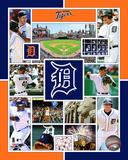 Detroit Tigers Team Composite Photo