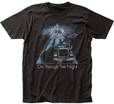 Def Leppard- On Through the Night T-shirts
