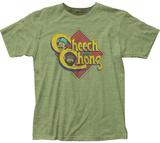 Cheech & Chong- Caricature Logo Vêtements