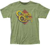 Cheech & Chong- Caricature Logo T-Shirt