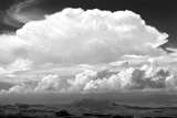 Sunday Morning Storm BW Photographic Print by Douglas Taylor