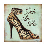Exotic Shoe I Prints by Todd Williams