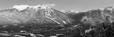 Whistler Blackcomb BW II Prints by Manfred Kraus