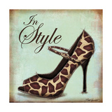 Exotic Shoe II Posters by Todd Williams
