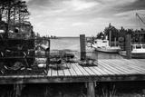 Cedar Island Harbor Photographic Print by Alan Hausenflock