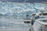 Hubbard Glacier Port Photographic Print by Manfred Kraus