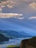 Columbia River Gorge VIII Photographic Print by Ike Leahy