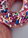 Classic Doughnut I Photographic Print by Monika Burkhart