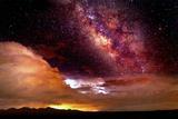 Celestial Storm Photographic Print by Douglas Taylor