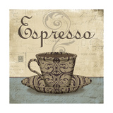 Espresso Poster by Todd Williams