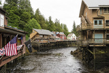 Ketchikan Creek Street II Photographic Print by Manfred Kraus