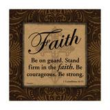 Faith Prints by Todd Williams