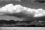 Cool Colorado Rain BW Photographic Print by Douglas Taylor