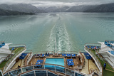 Glacier Bay Stern Side Photographic Print by Manfred Kraus