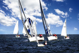 A Perfect Sail I Photographic Print by Alan Hausenflock