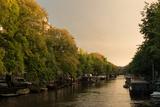 Amsterdam Singel Canal III Photographic Print by Erin Berzel