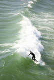 Surfing Photographic Print by Karyn Millet