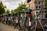 Bikes on Bridge II Photographic Print by Erin Berzel