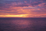 Sunset at Sea Photographic Print by Karyn Millet