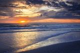 Sunrise Above the Sea II Photographic Print by Alan Hausenflock