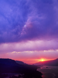 Columbia River Gorge II Photographic Print by Ike Leahy