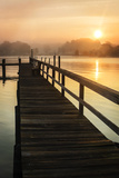Cobb Island Sunrise II Photographic Print by Alan Hausenflock