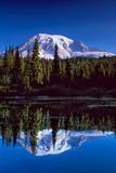 Mt. Rainier III Photographic Print by Ike Leahy