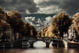 Amsterdam Bridge II Photographic Print by Erin Berzel