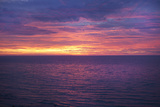 Sunset at Sea II Photographic Print by Karyn Millet