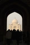 Taj Mahal II Photographic Print by Karyn Millet