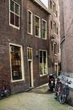 Old Centre Amsterdam Photographic Print by Erin Berzel