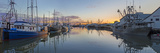 Steveston Harbour Dusk Posters by Manfred Kraus