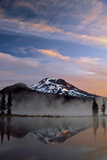 South Sister I Photographic Print by Ike Leahy