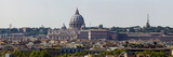 Rome View Print by Manfred Kraus